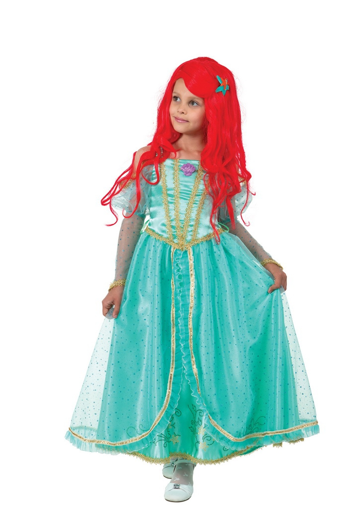 Карнавальный костюм Принцесса Ариэль купить по выгодной