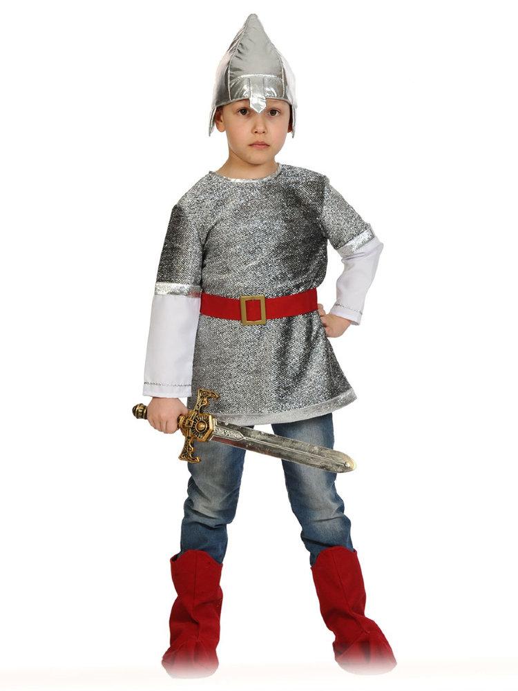 Как сделать костюм воина своими руками 60