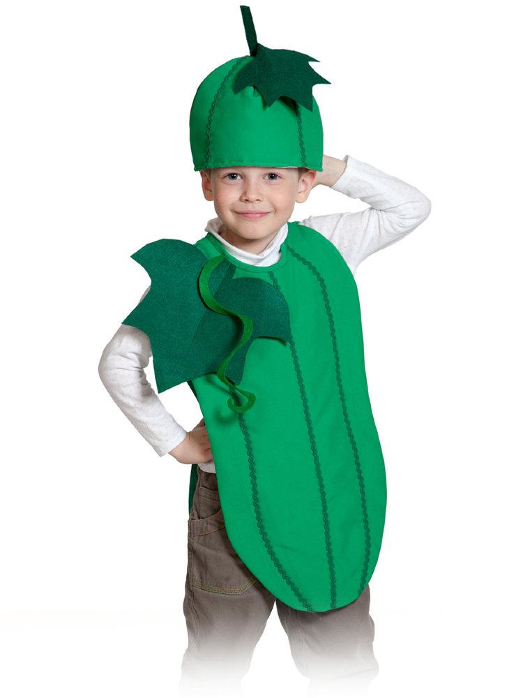 Костюмы овощей для мальчика своими руками 496