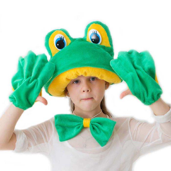 Перчатки для лягушки своими руками 41